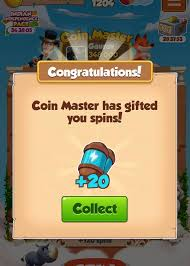 coin master daily spins and coins